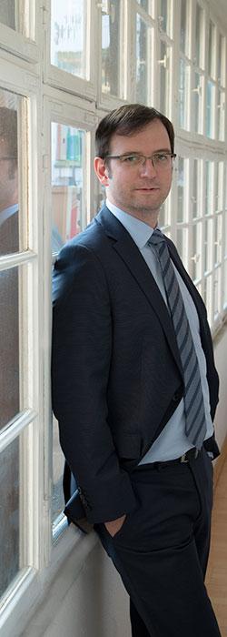 Dr. Christian Sperber M.A. , Fachanwalt für Arbeitsrecht