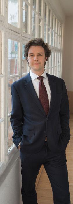Hannes Hasselbach, Rechtsanwalt