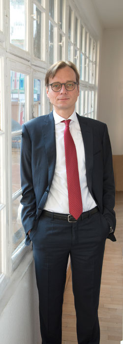 Hans-Arthur Müller, Fachanwalt für Medizinrecht