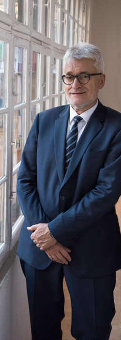 Horst Ohlmann, Rechtsanwalt